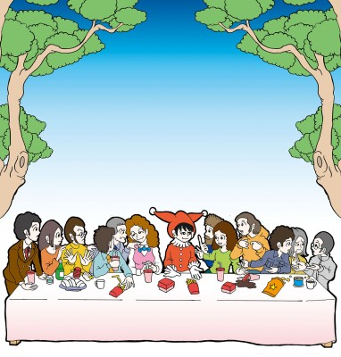 The Unlast Supper